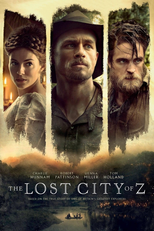 Prarastasis miestas Z / The Lost City of Z (2016) žiūrėti online