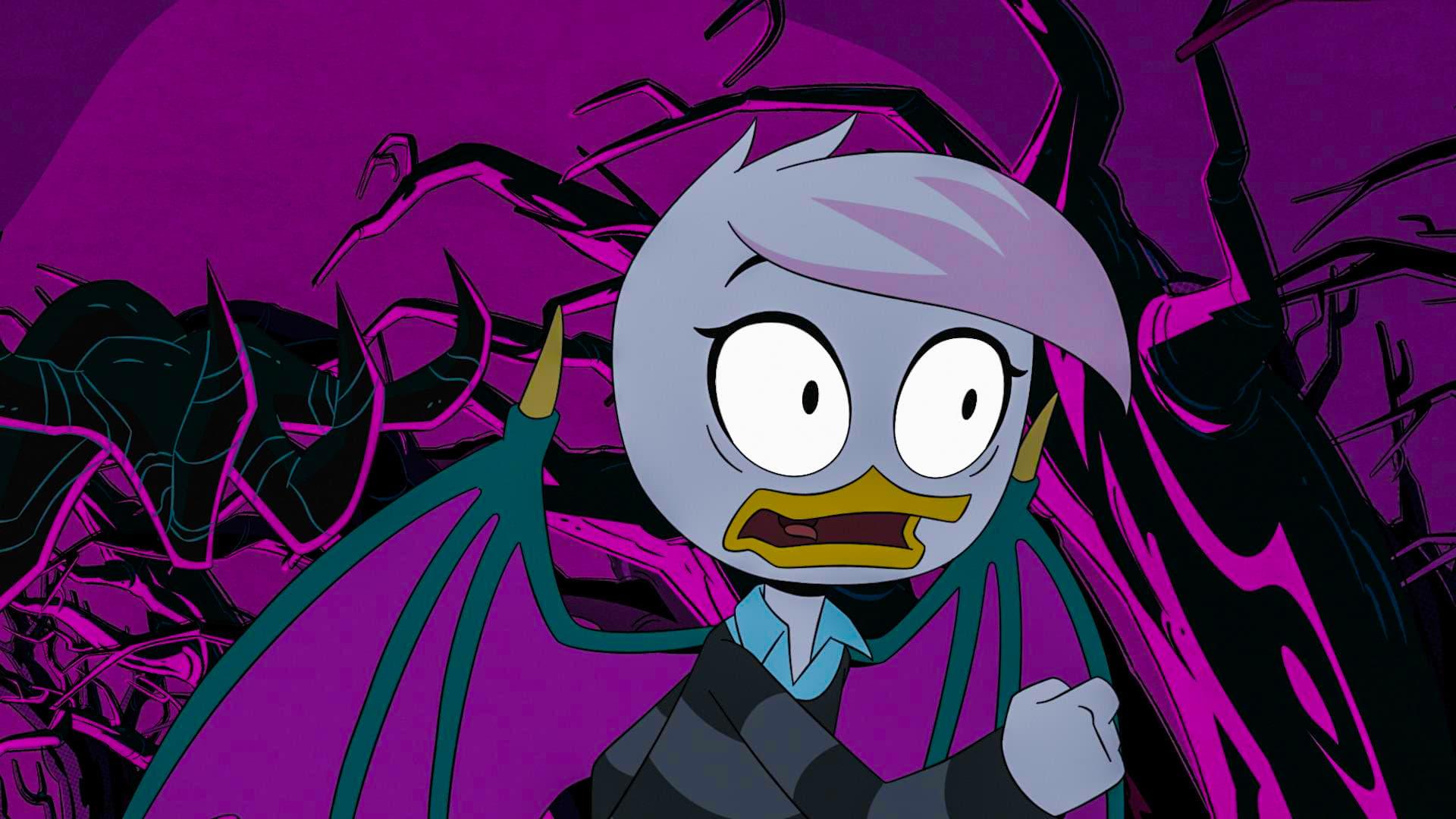 DuckTales Season 2 :Episode 19  A Nightmare on Killmotor Hill!