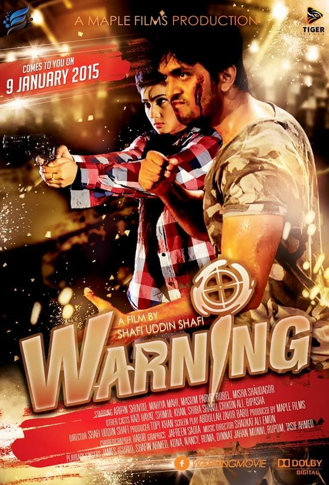 Ver Warning Online HD Español (2015)