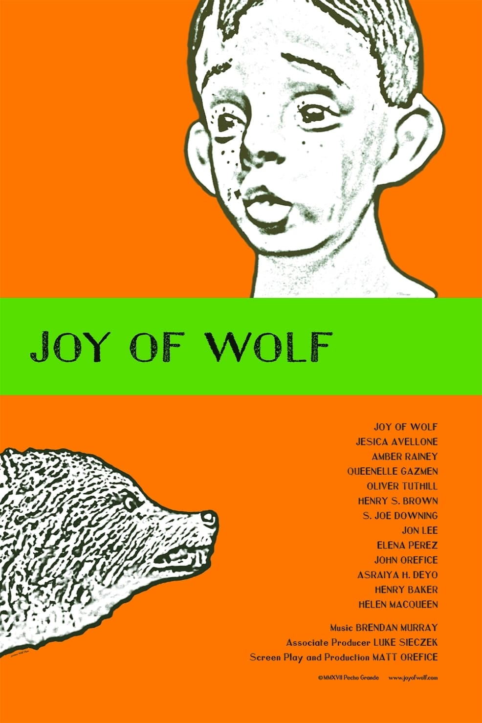 Ver Joy of Wolf Online HD Español ()