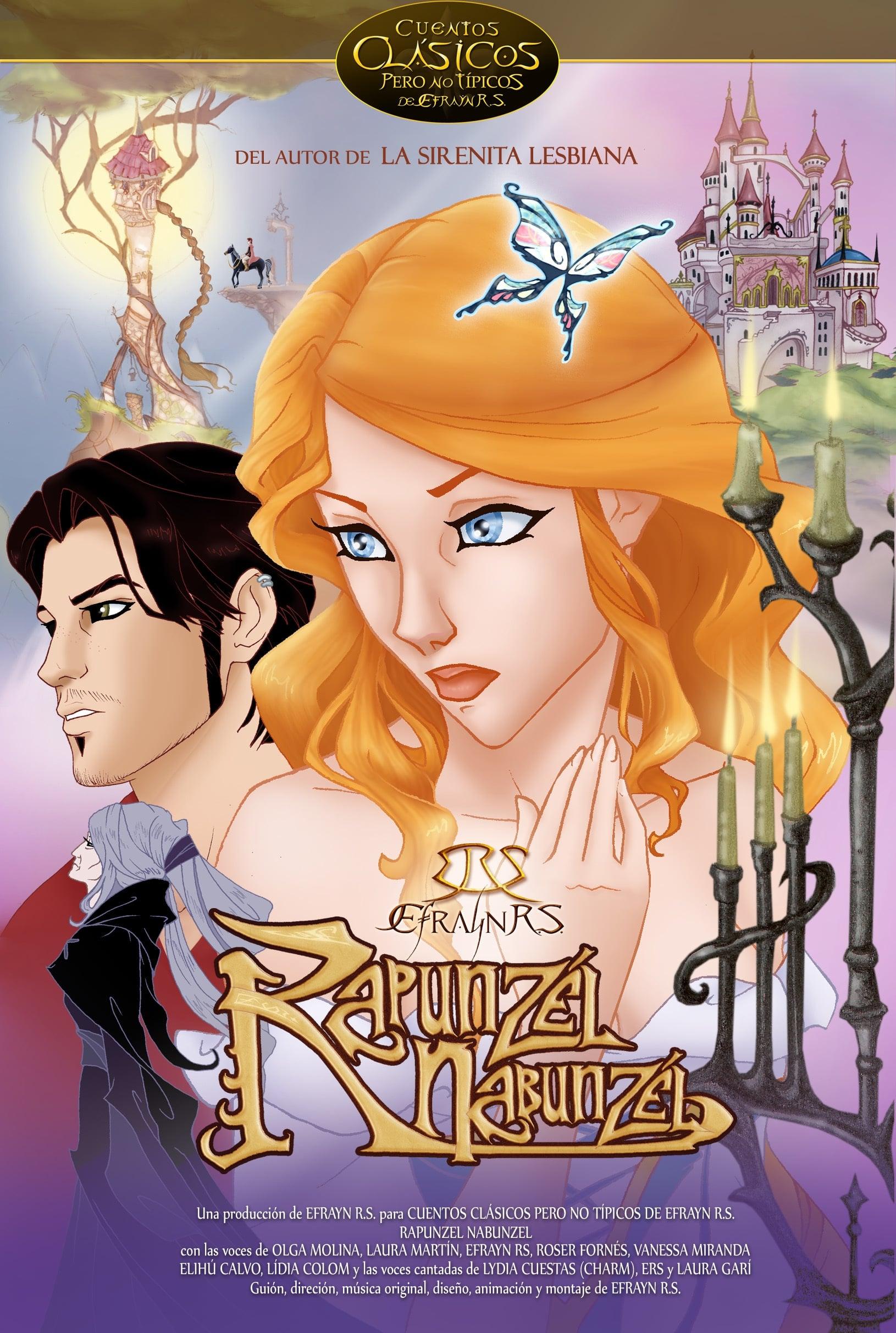 Ver Rapunzel Nabunzel Online HD Español (2015)