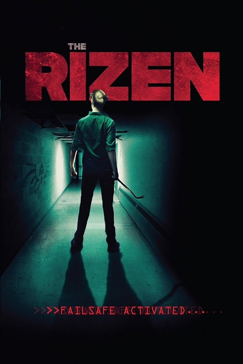 The Rizen (2017) - Posters — The Movie Database (TMDb)