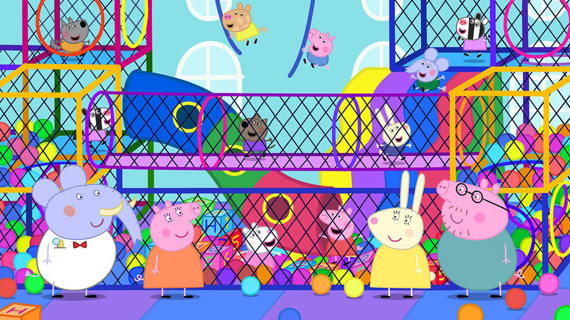Peppa Pig Season 5 :Episode 30  Soft Play
