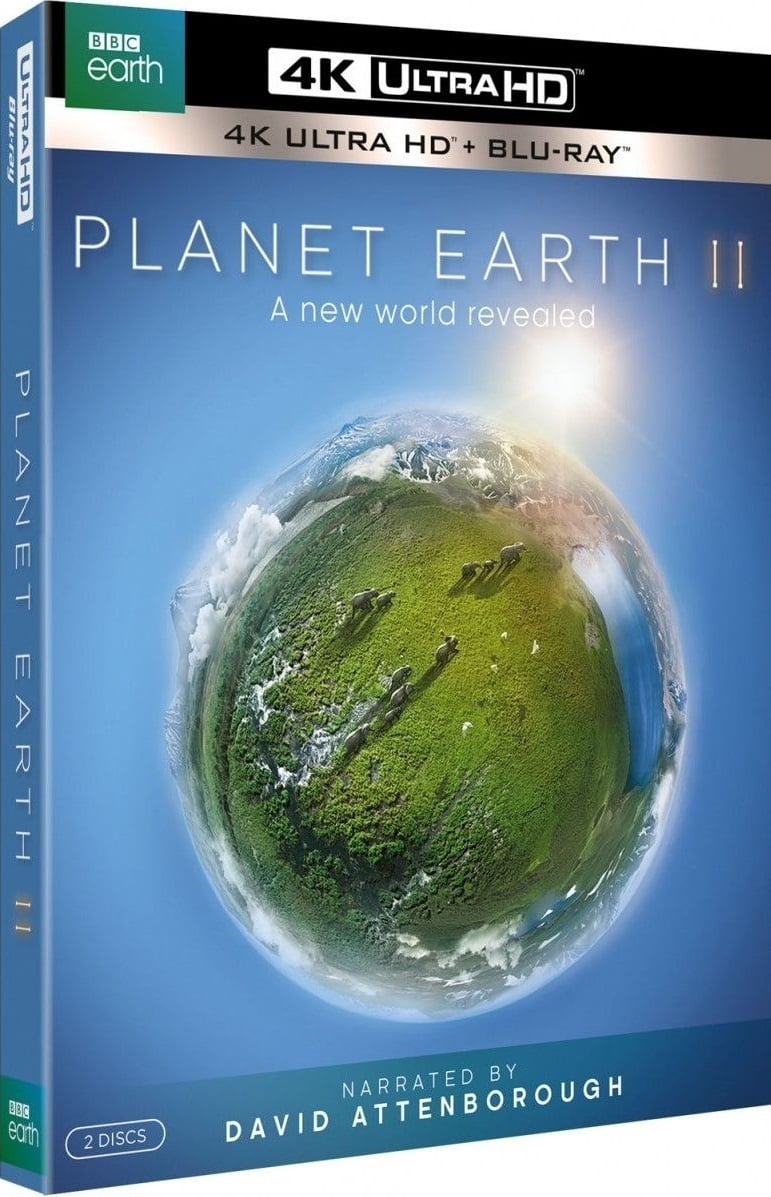 Planet Earth II - TV Show - Movie Rankings