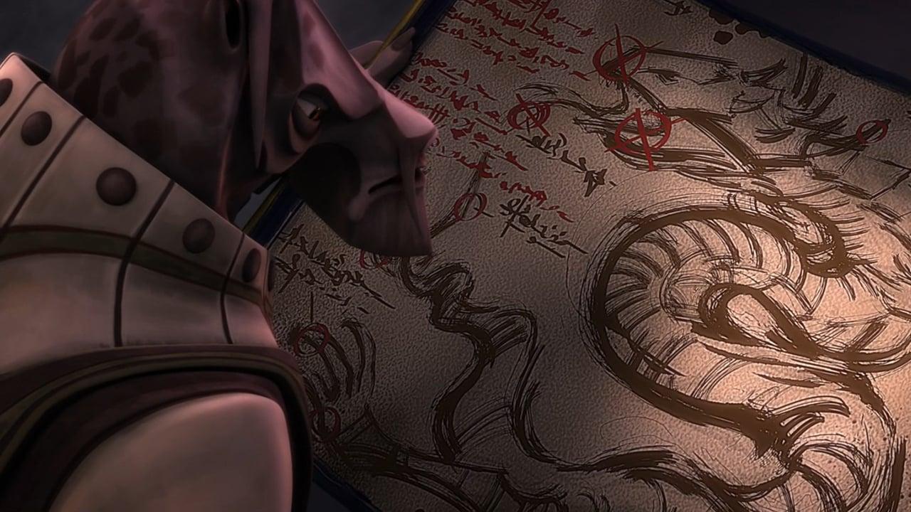 Star Wars: The Clone Wars - Season 2 Episode 18 : The Zillo Beast