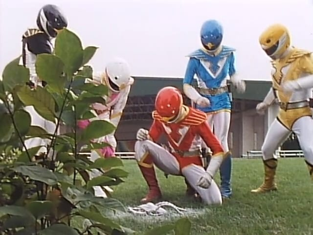 Super Sentai Season 15 :Episode 38  Sudden Hammer!