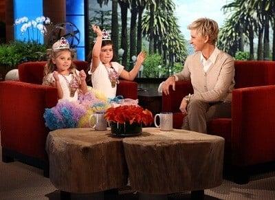 The Ellen DeGeneres Show Season 9 :Episode 51  Sophia Grace Brownlee & Rosie McClelland, Mark, Claire & Claudia Kelly, Tim Allen, Daughtry