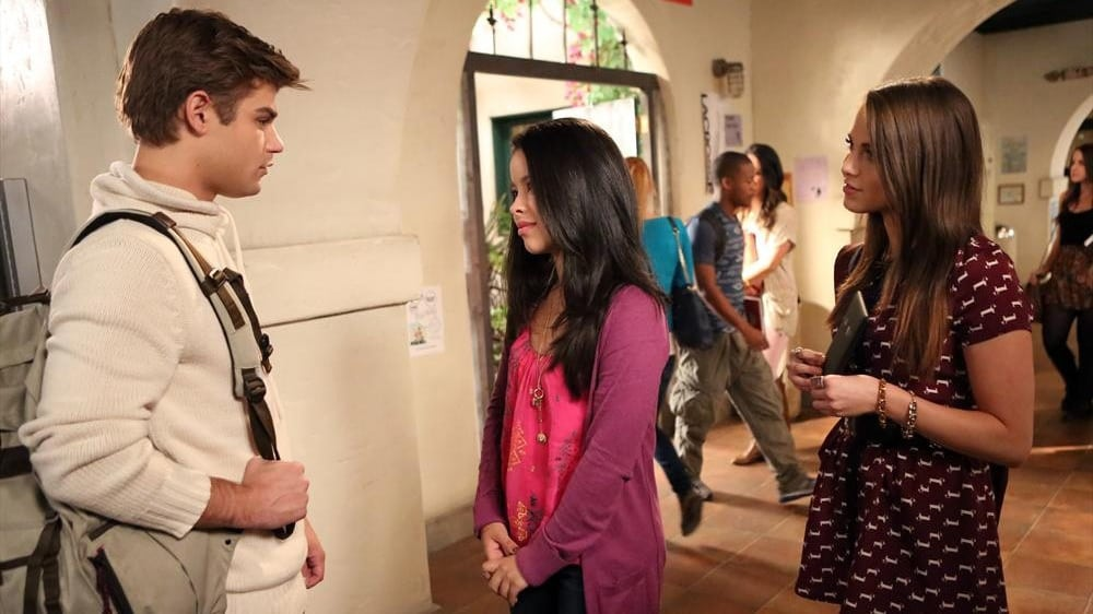 The fosters 1x20 online dating 3
