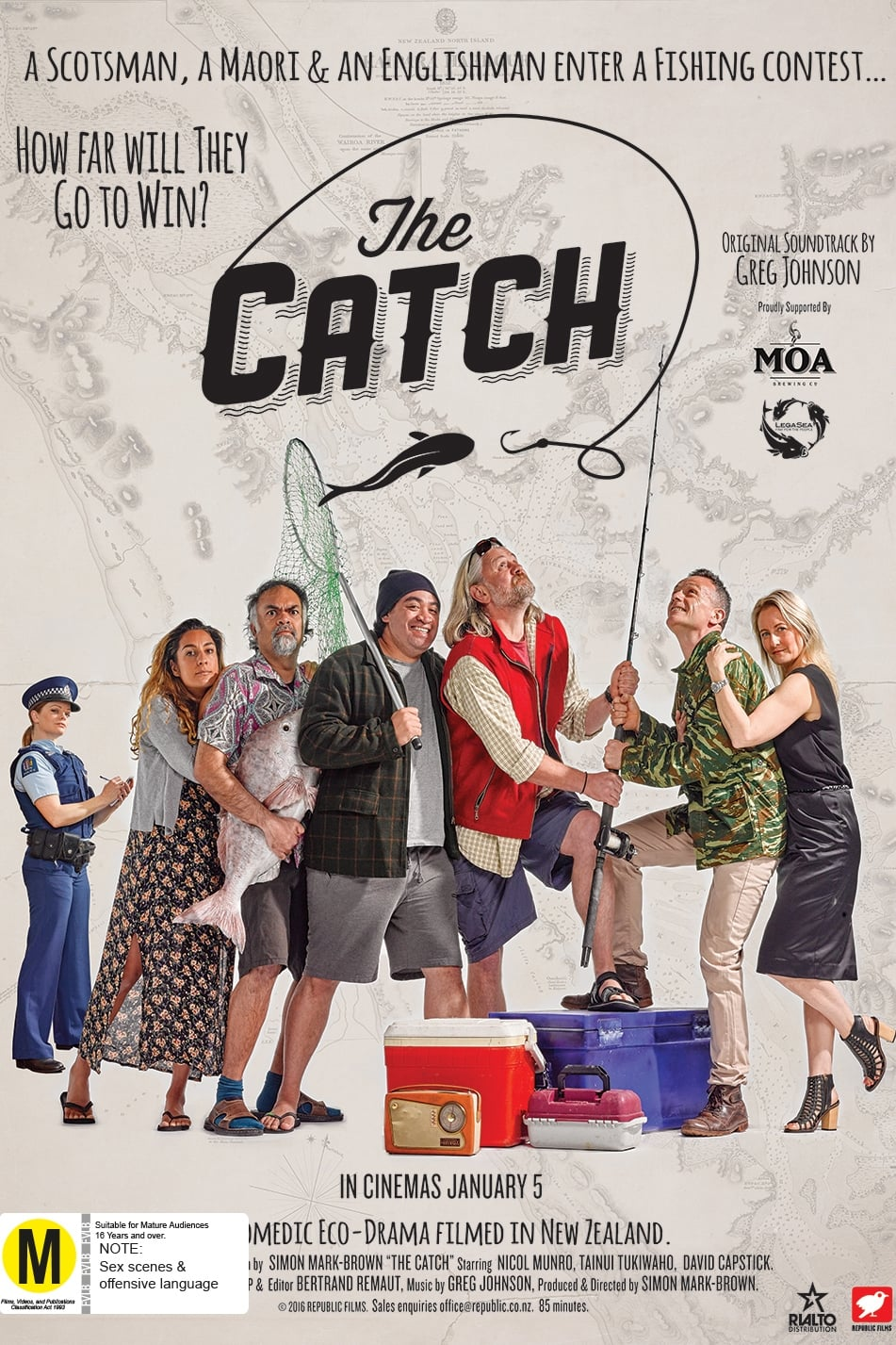 watch The Catch 2017 online free