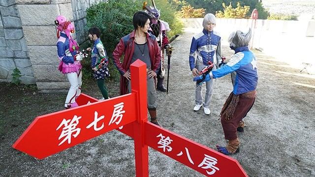 Super Sentai Season 41 :Episode 38  Oh Balls! The 9 Rapid-fire Crises!