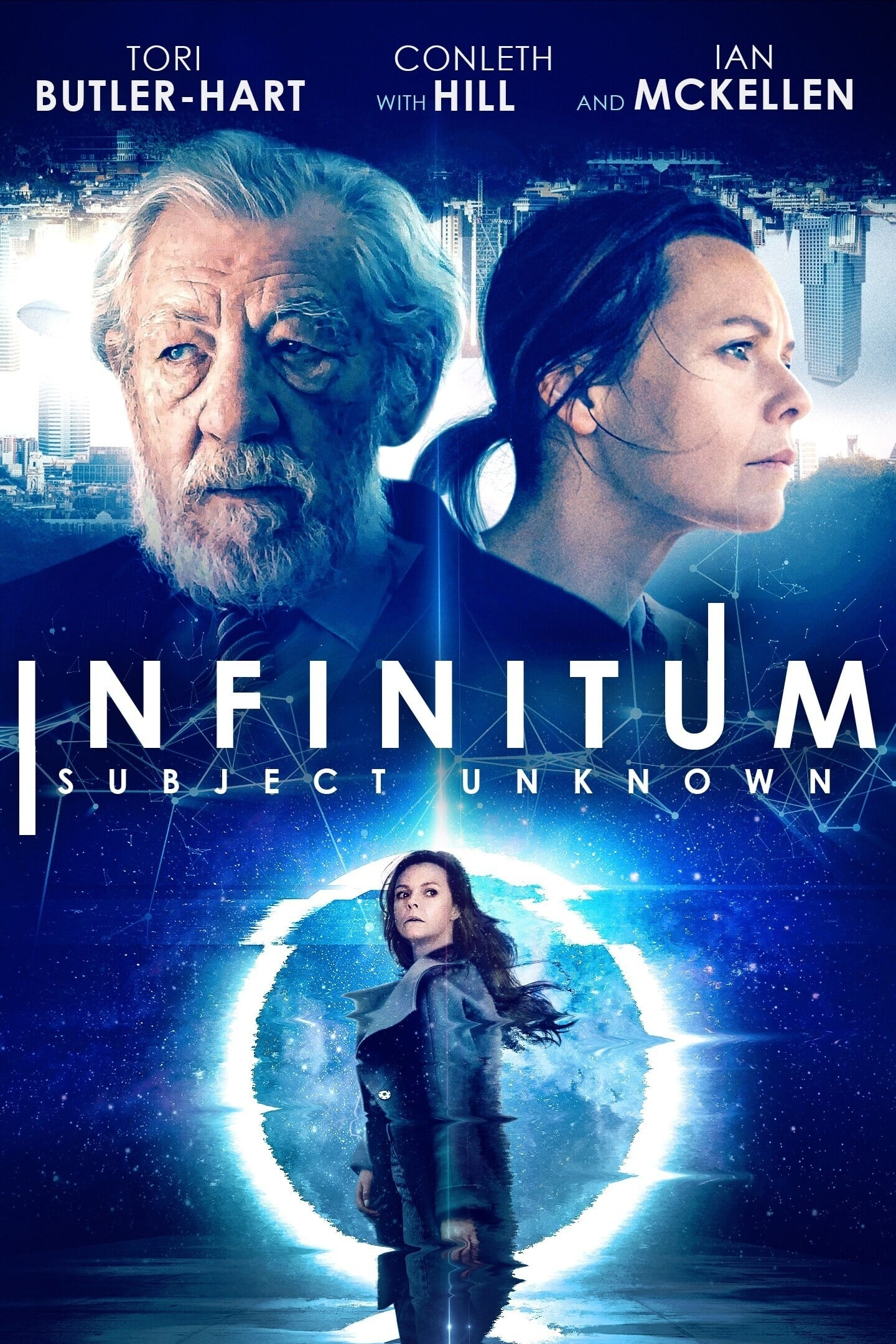Infinitum: Subject Unknown Legendado