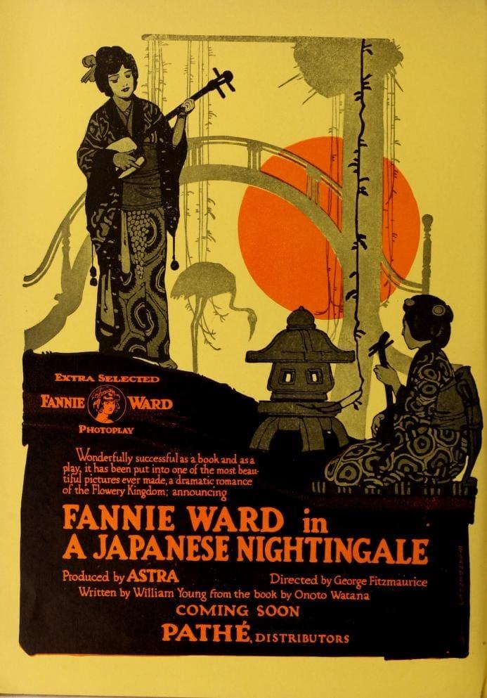 A Japanese Nightingale (1918)