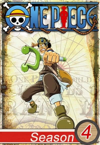 One Piece Season 4