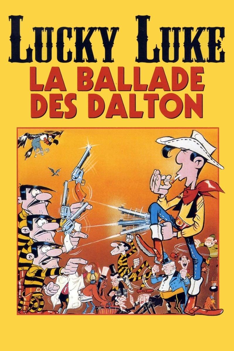 Lucky Luke Ballade Des Dalton - 1978 streaming gratuit
