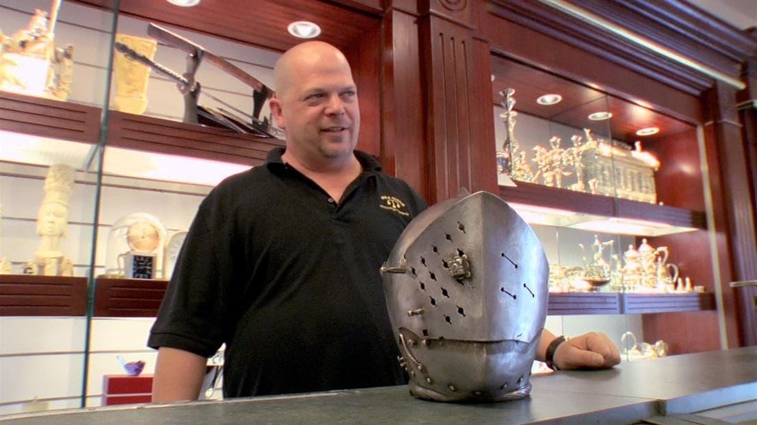 Pawn Stars Season 1 :Episode 4  Knights in Fake Armor?