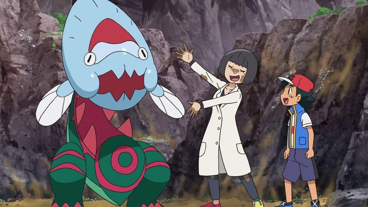 Pokémon Season 24 :Episode 2  A Pinch of This, a Pinch of That