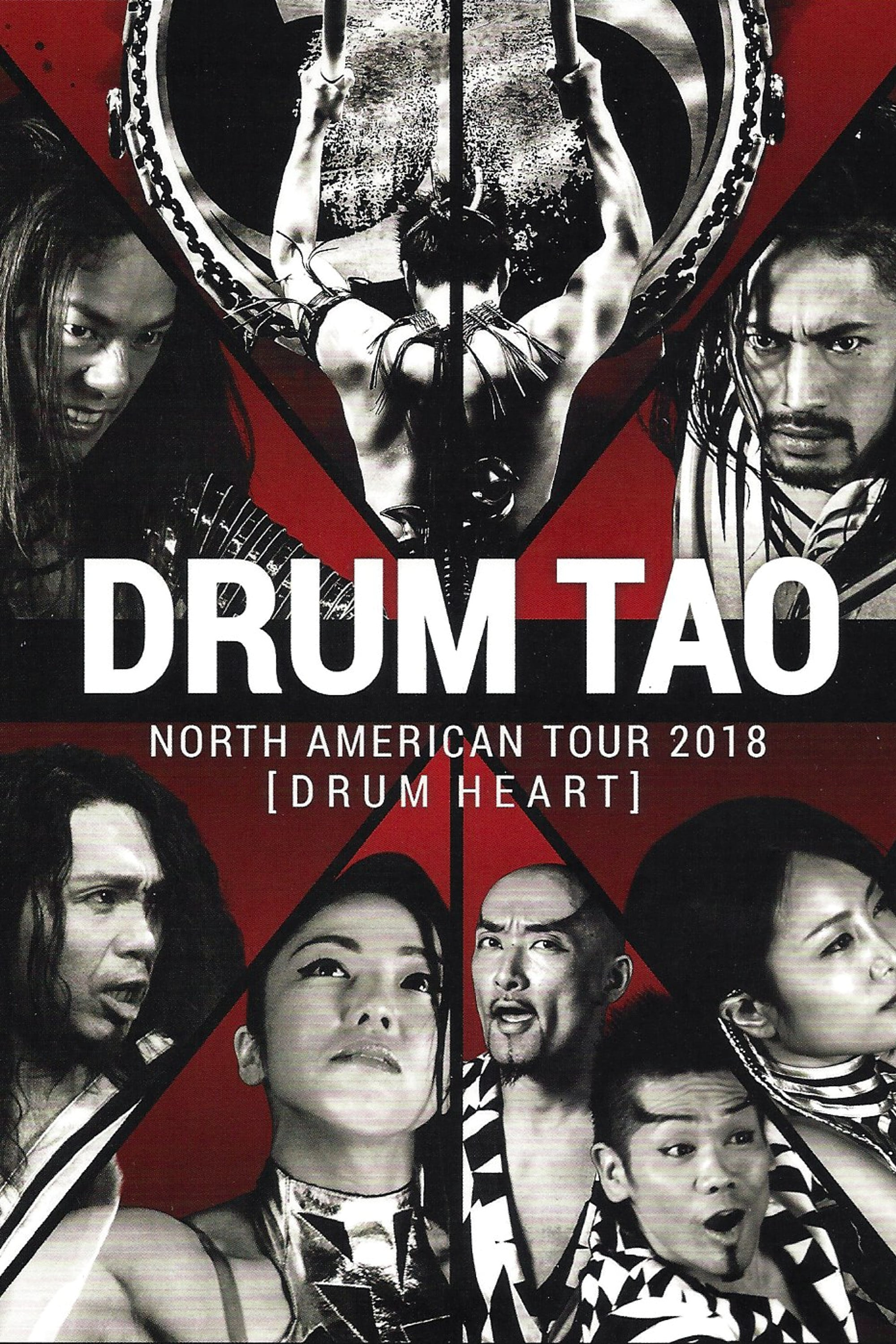 Ver Drum Tao: North American Tour 2018 [Drum Heart] Online HD Español ()