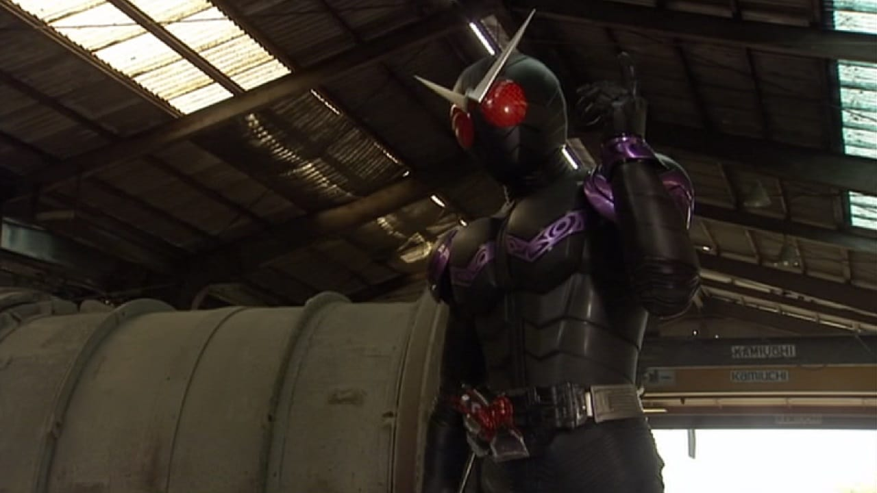 Kamen Rider Season 20 :Episode 49  Goodbye to E/A Bouquet of Justice For This City