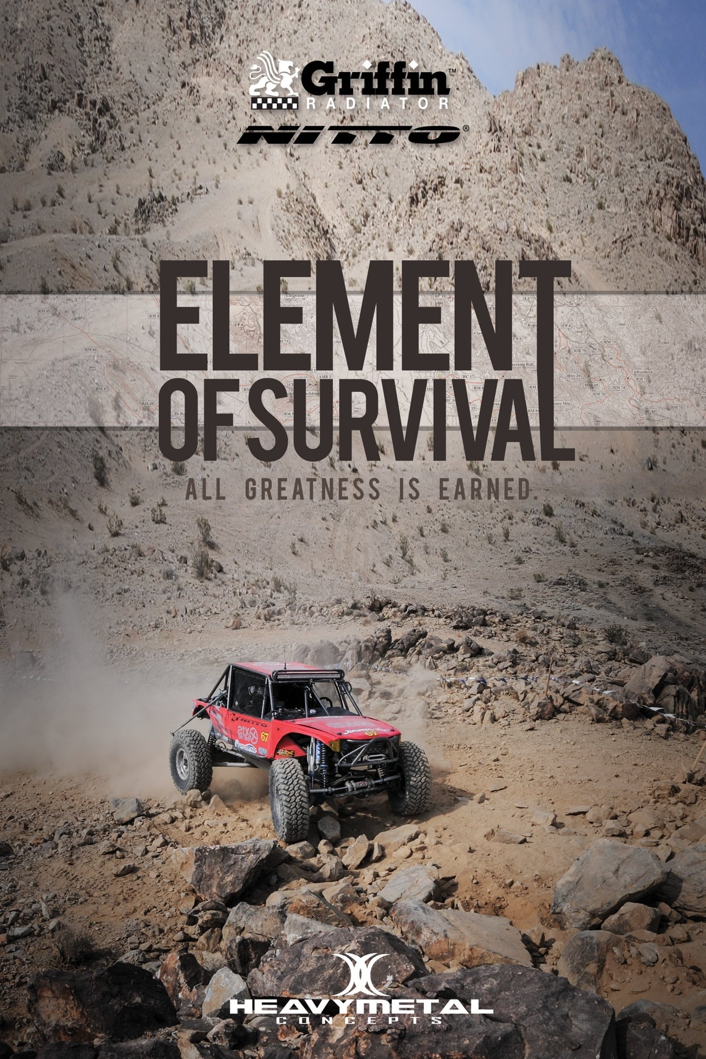 Element of Survival on FREECABLE TV
