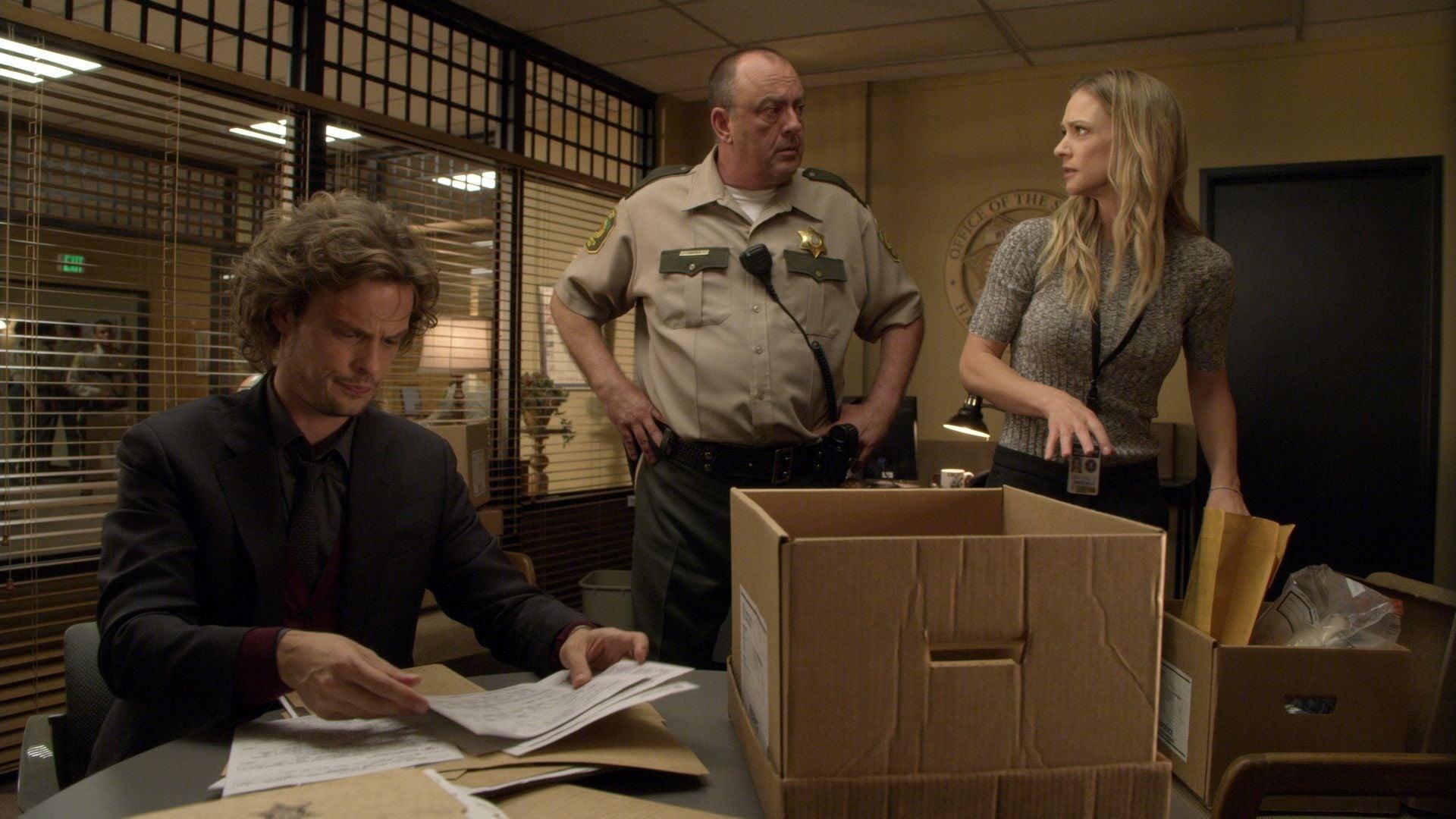 Criminal Minds Season 14 :Episode 2  Starter Home