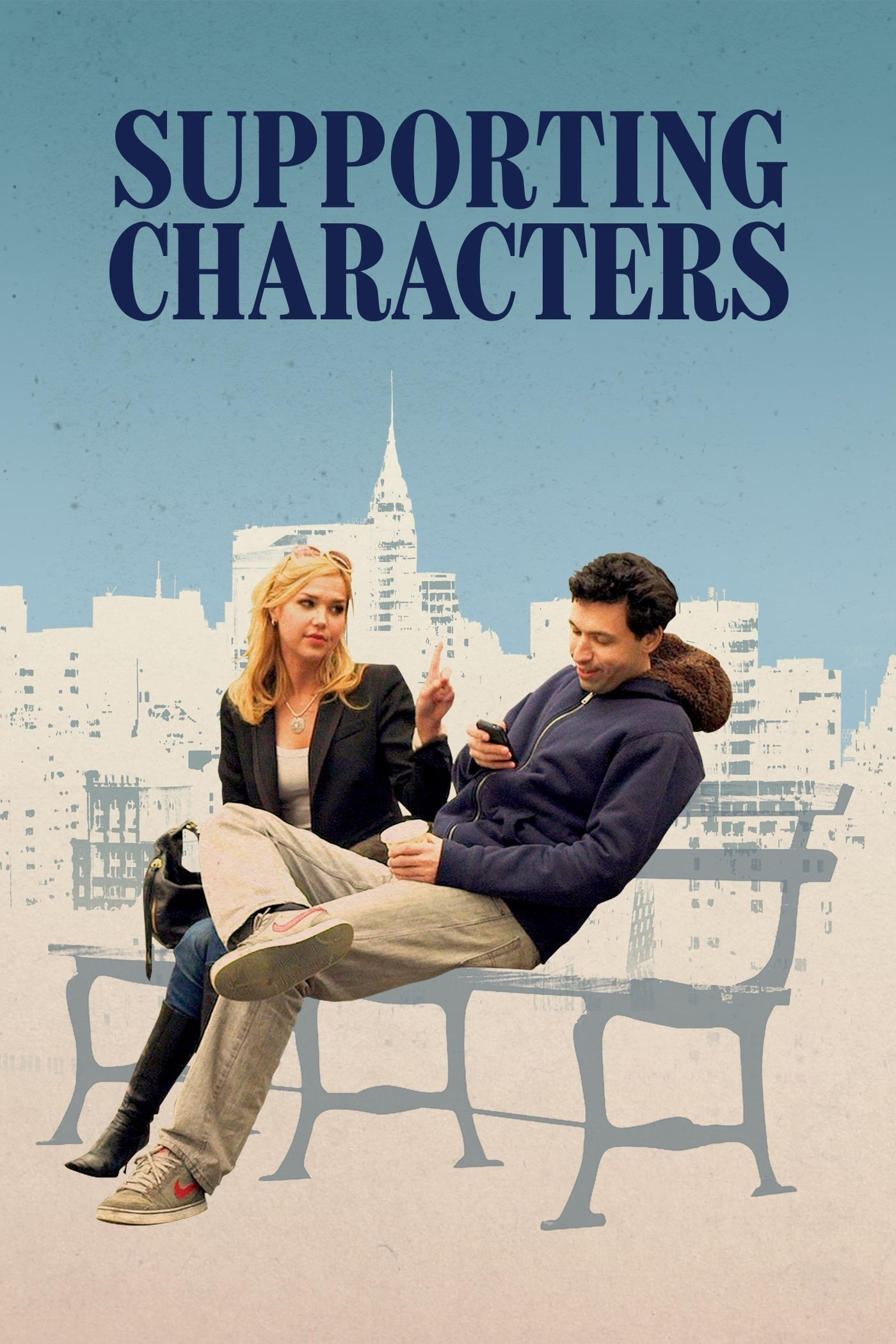 Supporting Characters on FREECABLE TV