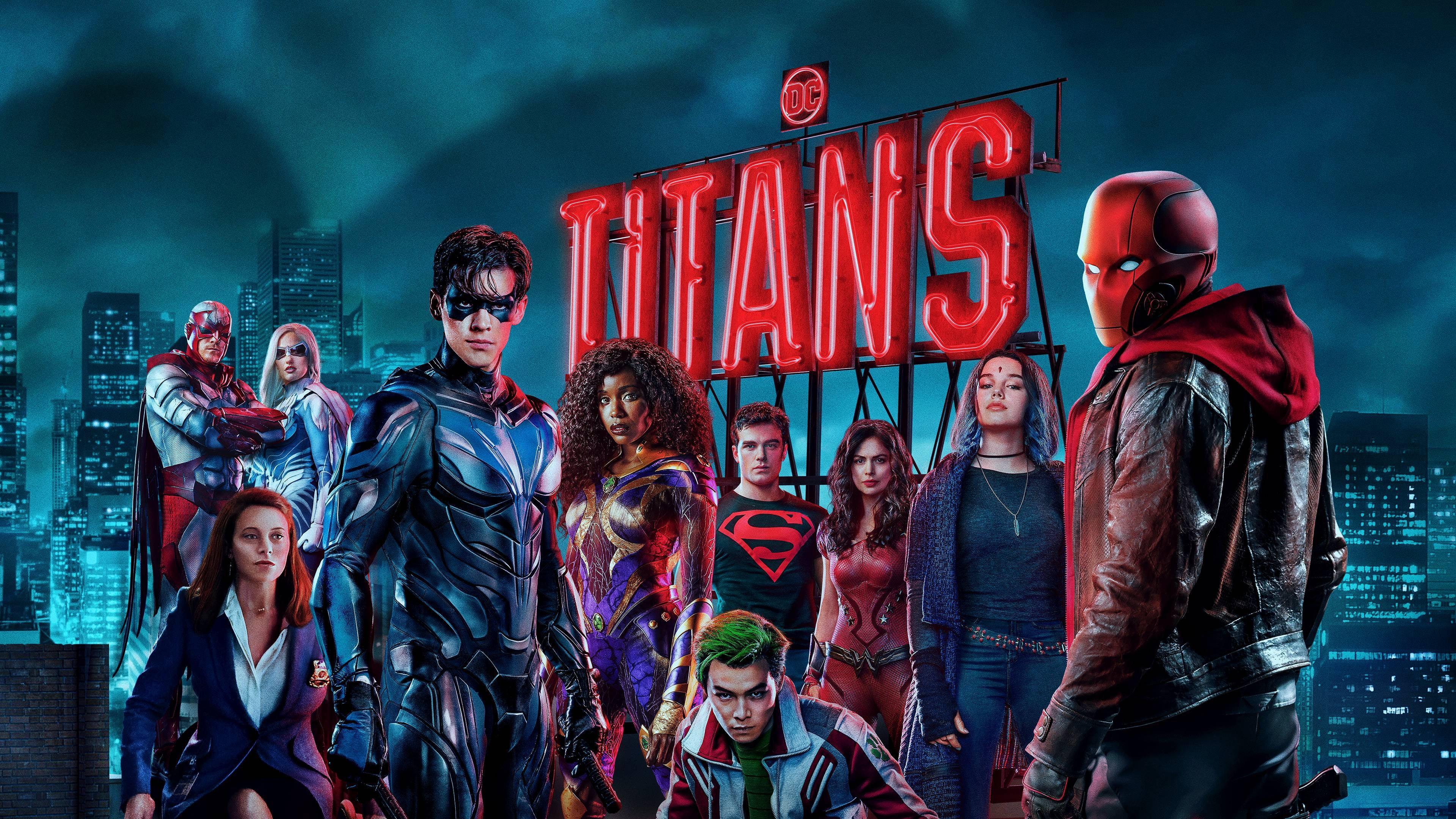 Titans - Season 3 Episode 13