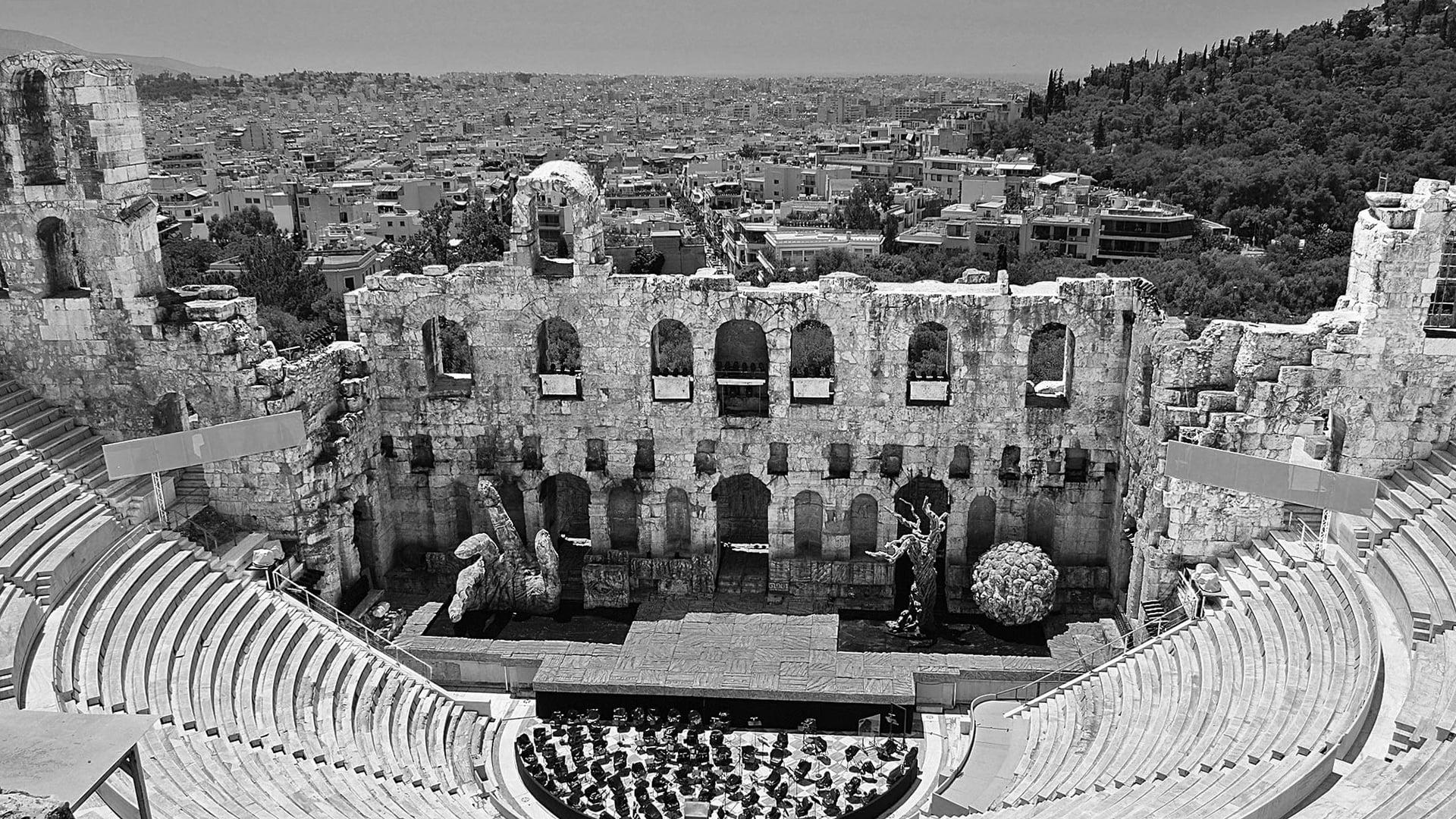 Yanni: Live at the Acropolis (1994) - Backdrops — The Movie