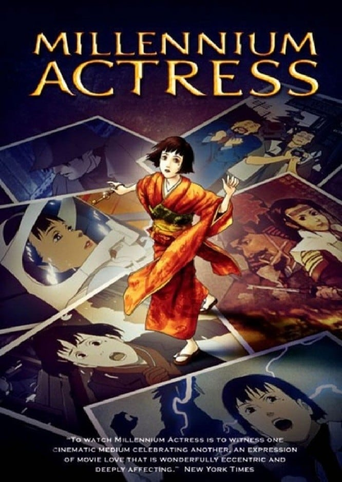 Tūkstantmečio aktorė / Millennium Actress (2001) žiūrėti online
