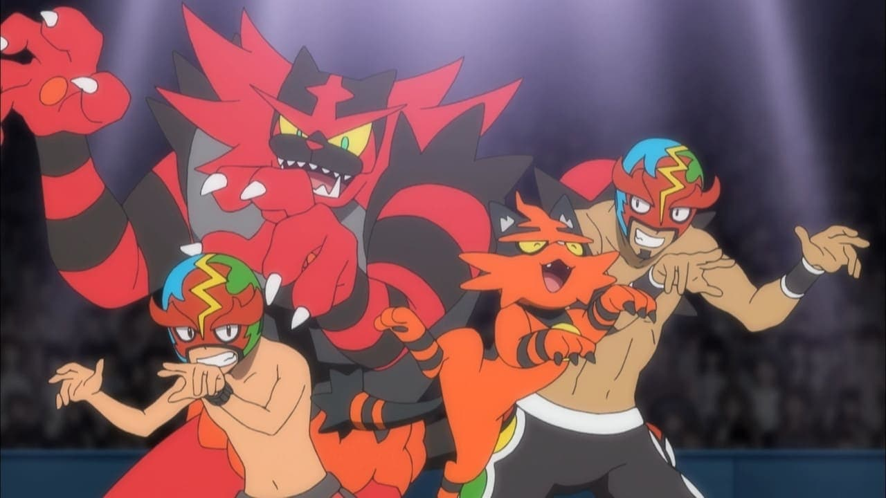 Pokémon Season 21 :Episode 38  A Young Royal Flame Ignites!
