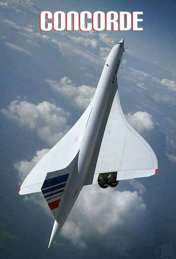 Concorde TV Shows About Aviation