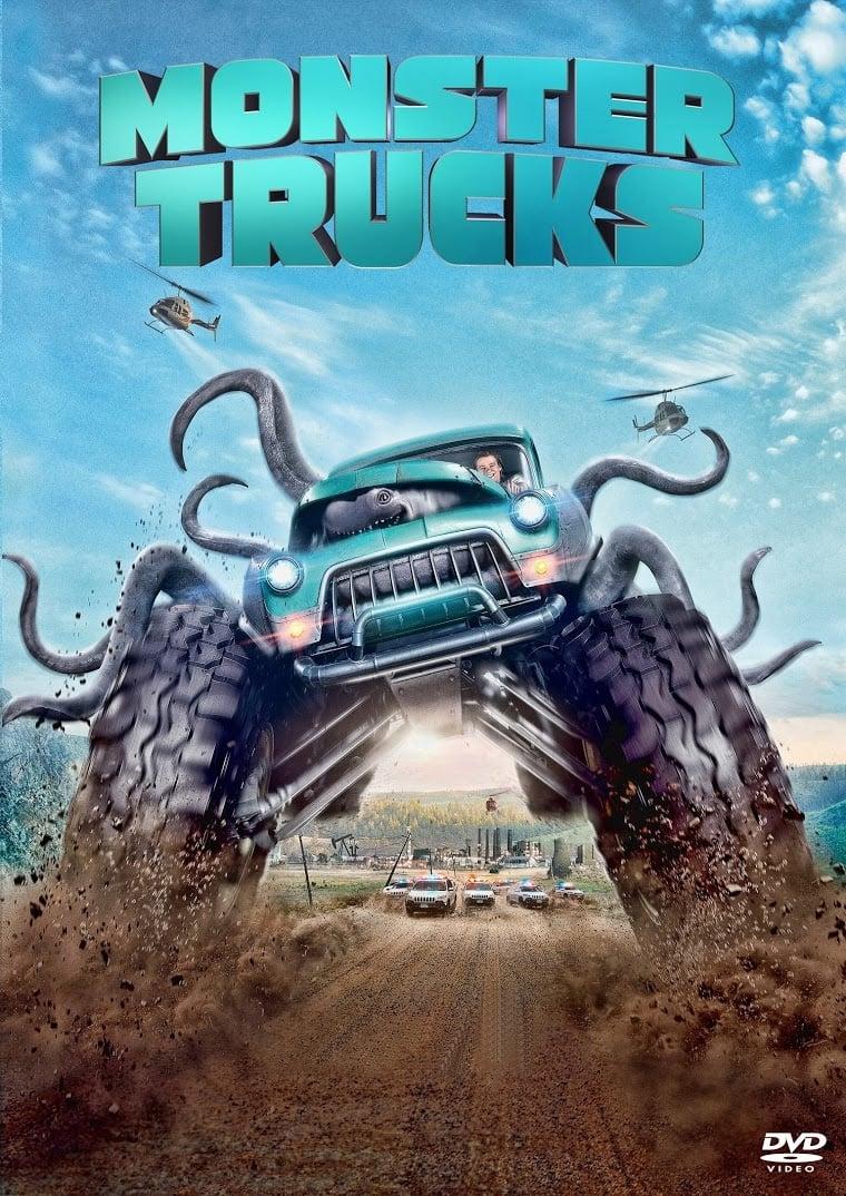 Monster Trucks 2016 Movies Film Cine Com
