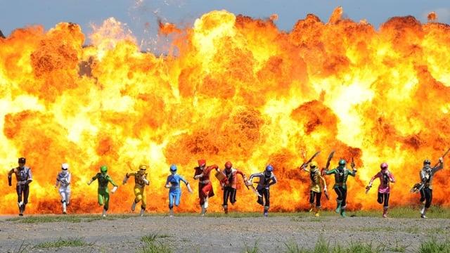 Super Sentai Season 40 :Episode 29  King of Kings