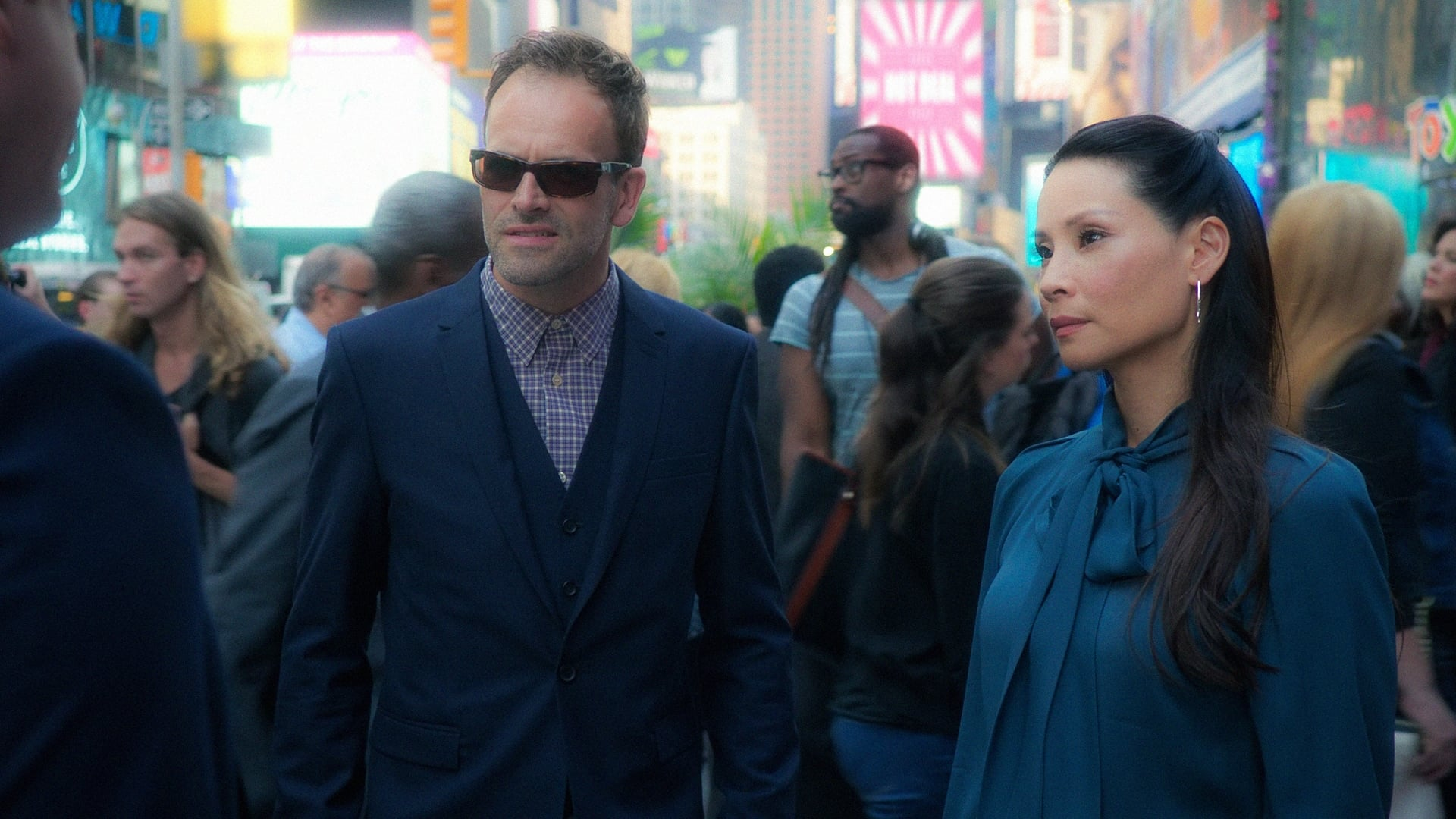 Elementary Season 4 :Episode 2  Evidence of Things Not Seen