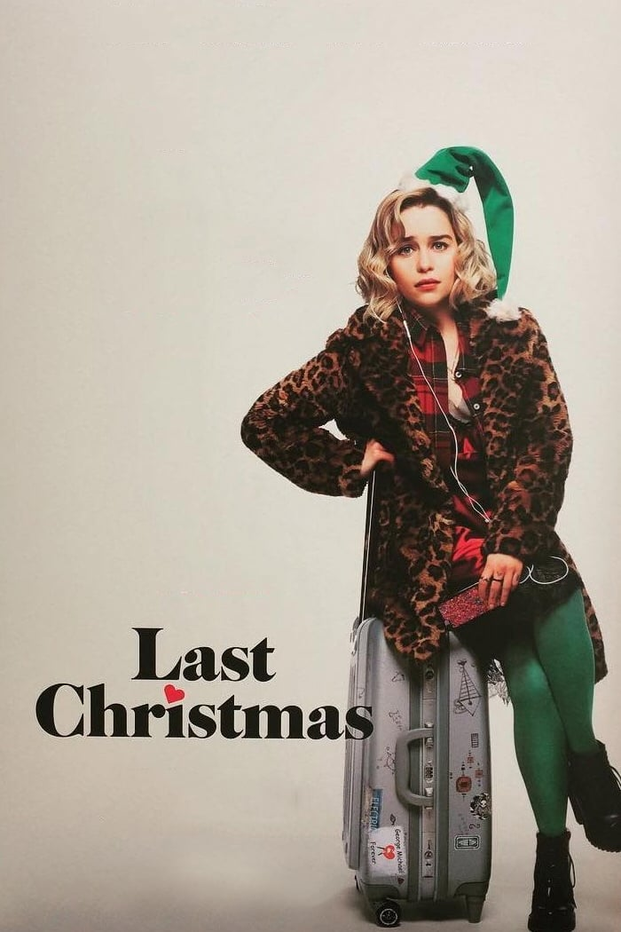 Poster and image movie Film Last Christmas 2019