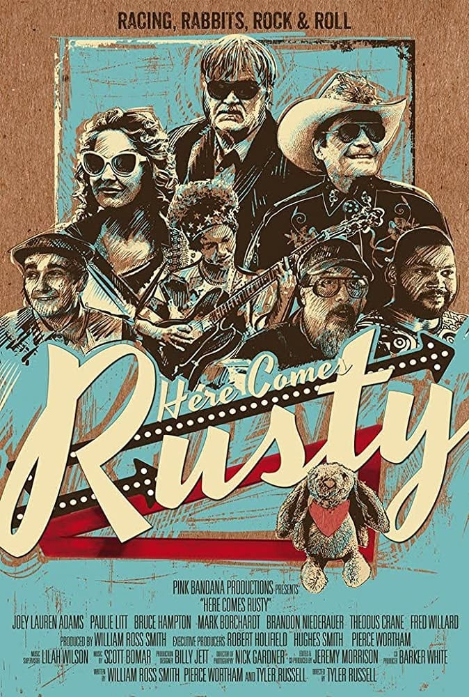 Here Comes Rusty (2016)