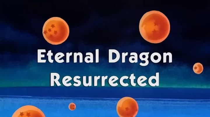 Dragon Ball Season 1 :Episode 126  Eternal Dragon Resurrected