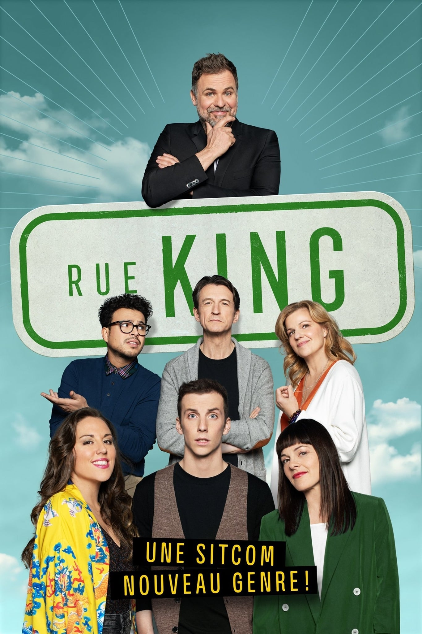 Rue King TV Shows About Sitcom