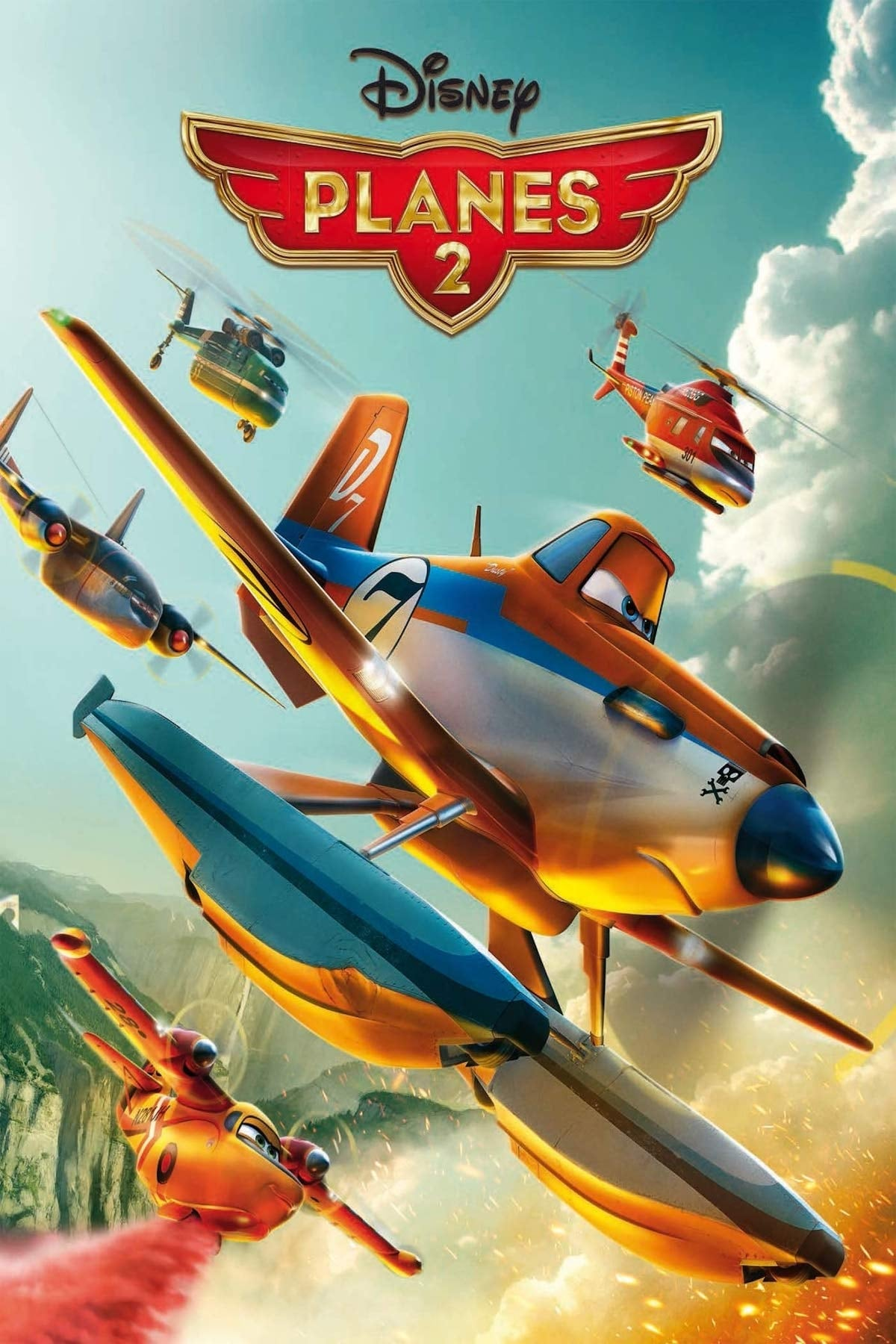 Planes 2 streaming sur zone telechargement