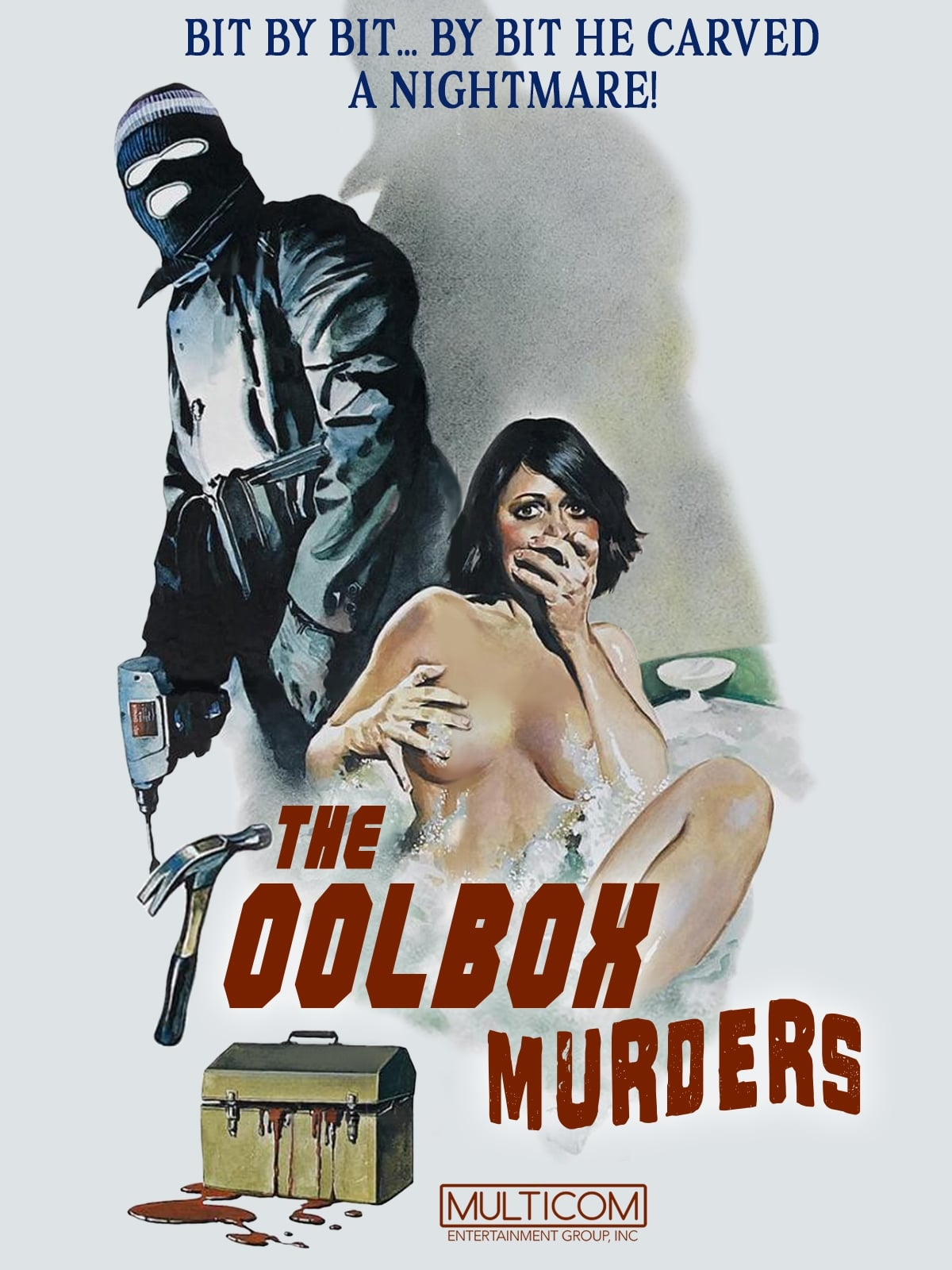 The Toolbox Murders (1978) 192Kbps 25Fps MP3 2Ch TR VHS Audio SHS
