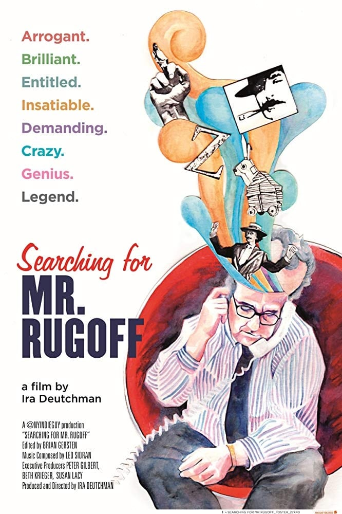 Searching for Mr. Rugoff (2019)