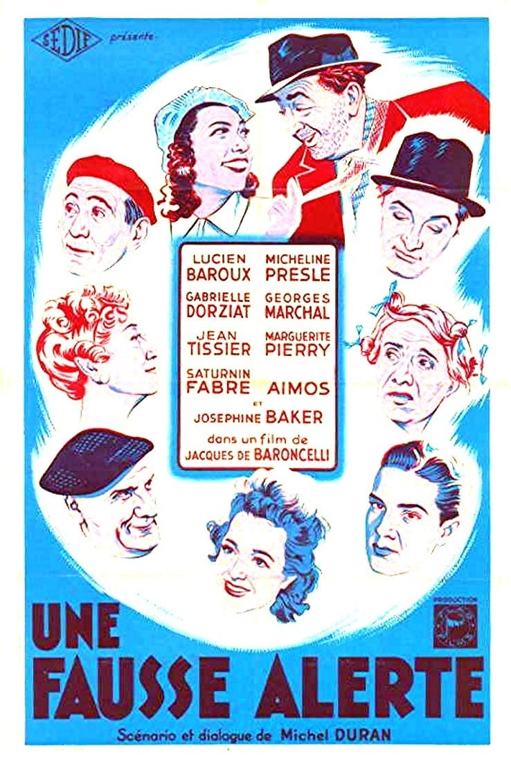 Ver Une Fausse Alerte Online HD Español (1952)