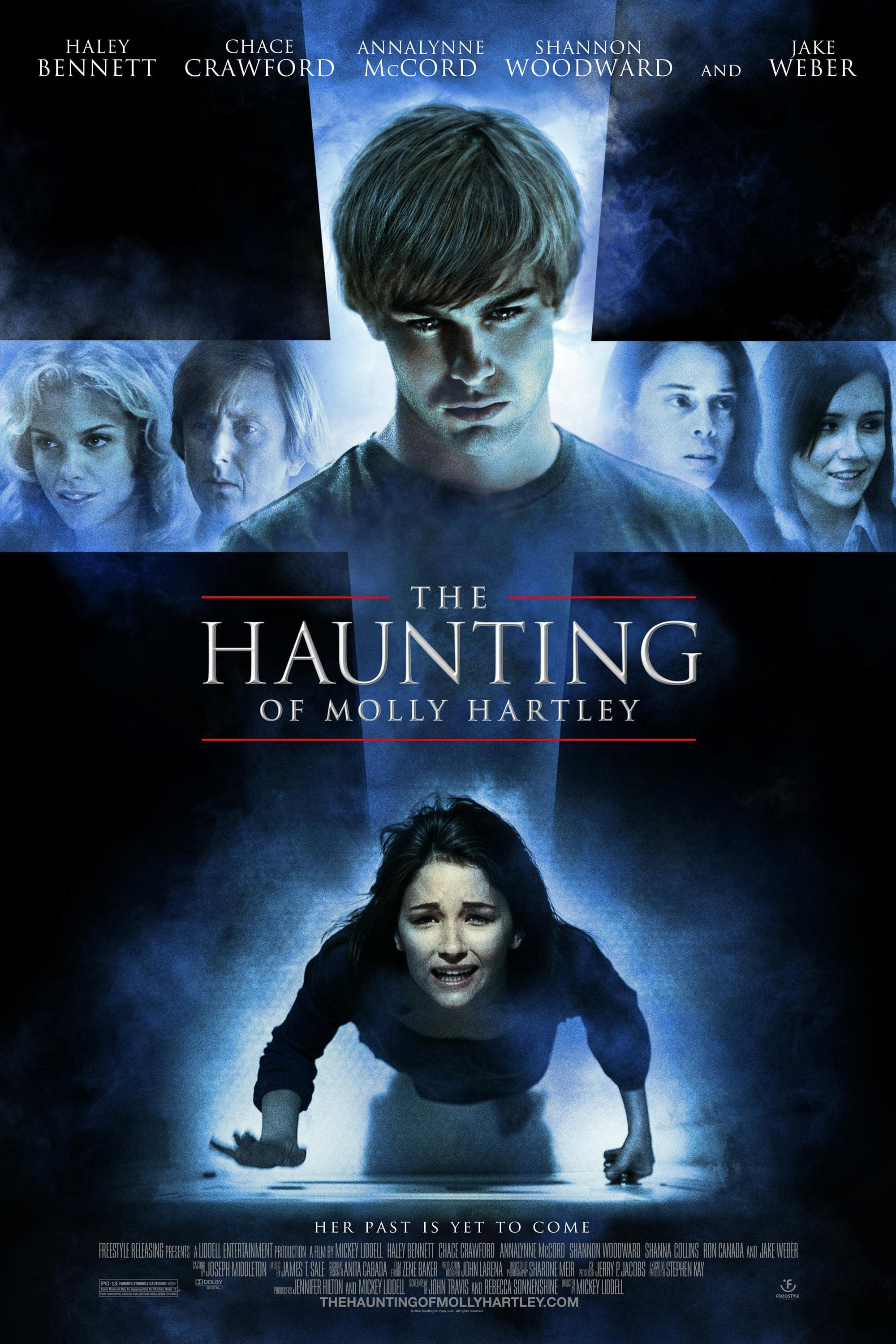 Ajoutez The Haunting of Molly Hartley - 2009 aux favoris