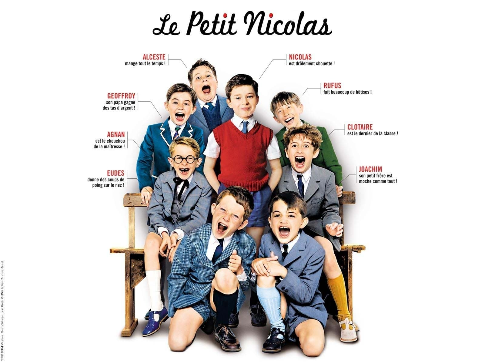 Little nicholas 2009 torrents torrent butler - Le petit nicolas film complet ...