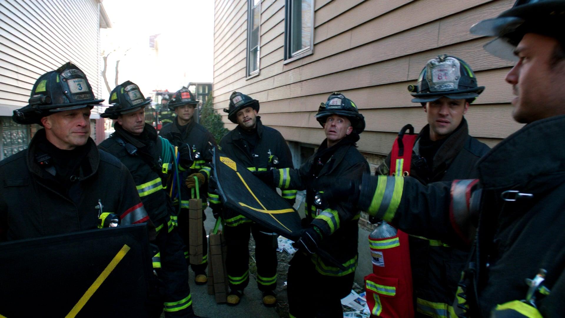 Chicago Fire Season 1 :Episode 15  Nazdarovya!