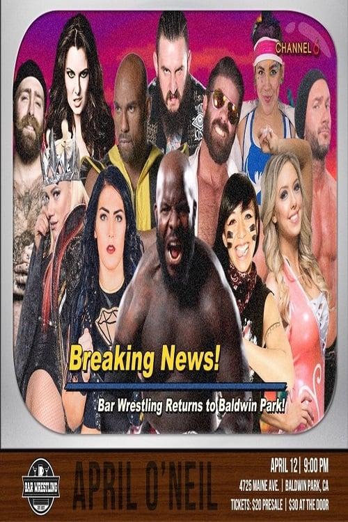 Ver Bar Wrestling 11: April O'Neil Online HD Español ()