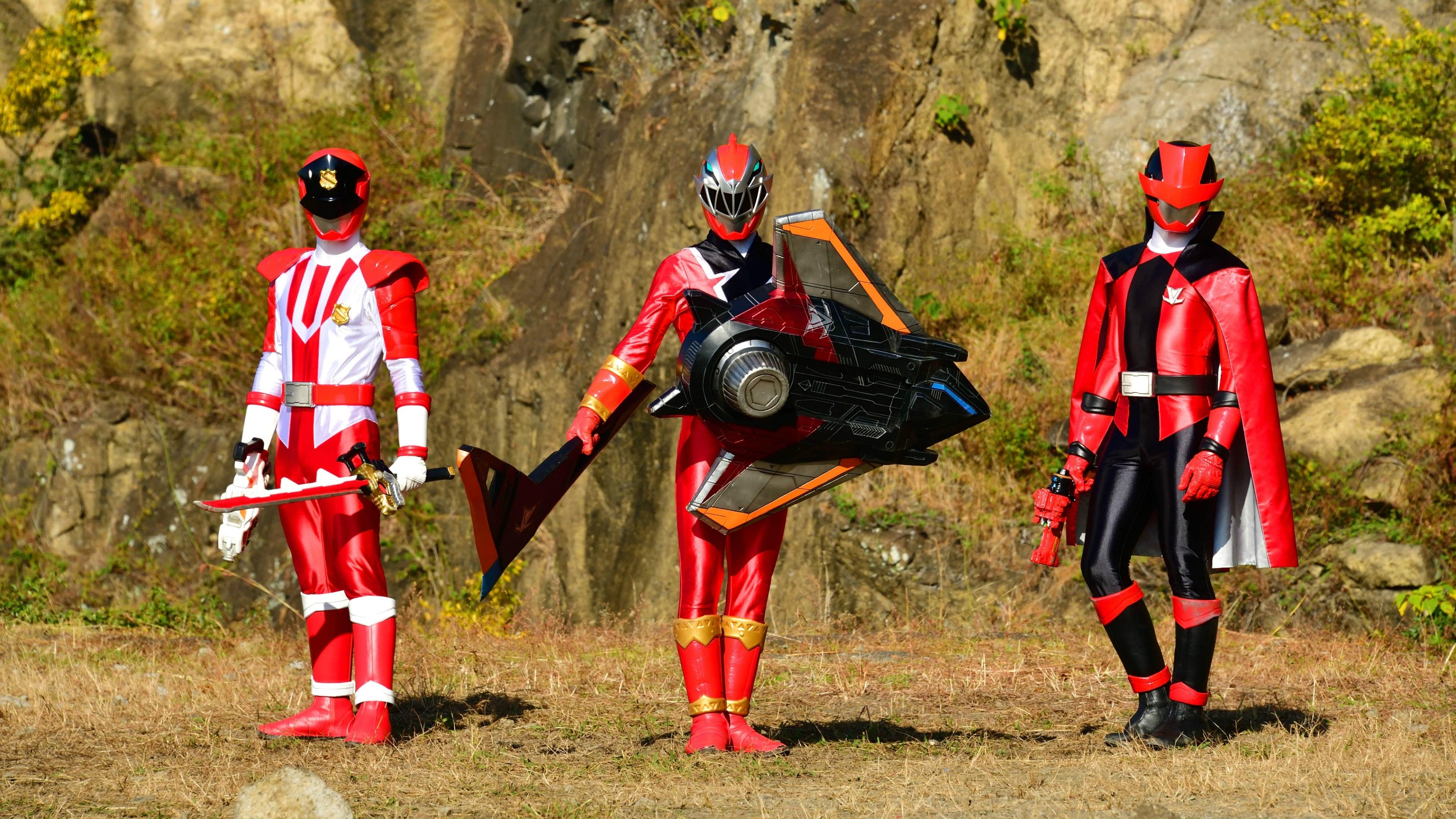 騎士竜戦隊リュウソウジャーVSルパンレンジャーVSパトレンジャー