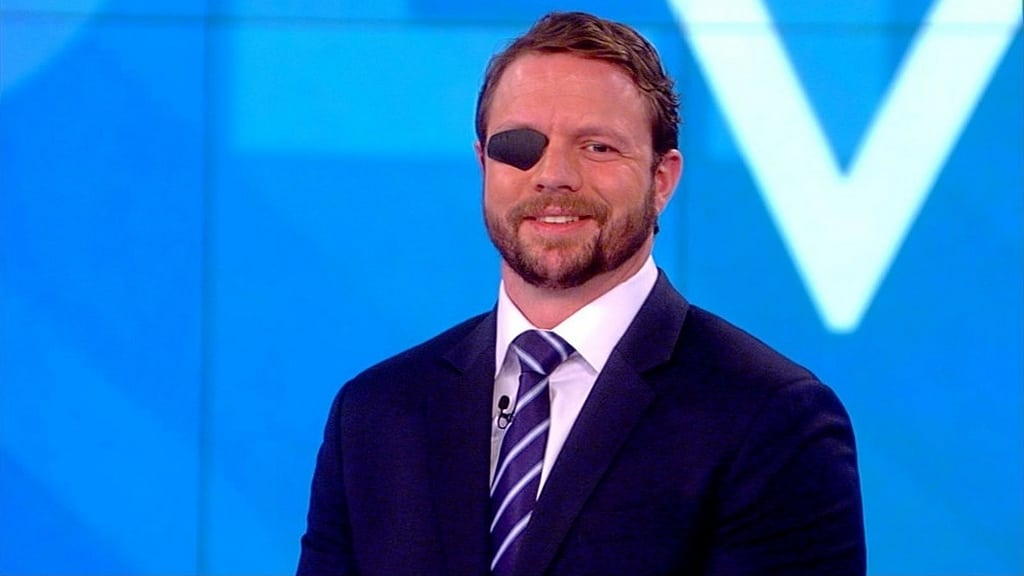 The View Season 22 :Episode 153  Dan Crenshaw