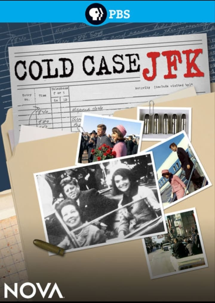 Ver Cold Case JFK Online HD Español (2013)