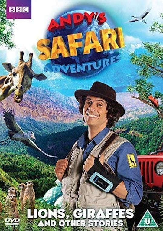 Andy's Safari Adventures (1970)