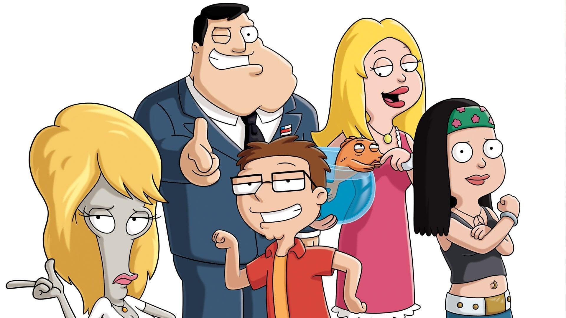 American Dad! - Season 8